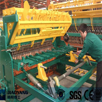 best price and high quality construction mesh welding machine from jiaoyang