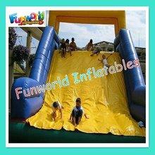 Gaint toboggan commercial inflatable slides for sale(Slide-196)