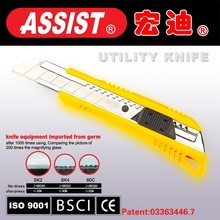 perfect quality 18mm plastic knife snap blade ABS knife utility knife made in China