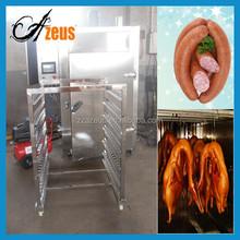 Automatic electric fish ham turkey chicken meat sausage smoke house