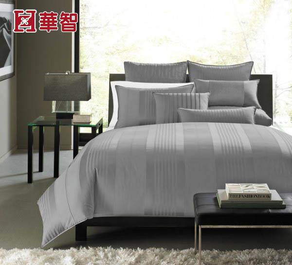 5 звезд отель сплошной цвет роскошный серый отель постельные принадлежности