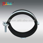 One side pipe clamp with screw