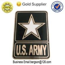 Metal,Zinc alloy / Iron / Copper / Brass Material and Souvenir Use Metal badge