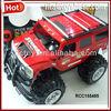 1:16 big wheel hammer remote control car