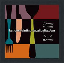 imágenes abstractas para decoración de la habitación