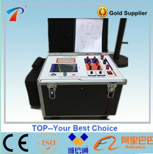 TPZC Series electrical transformer winding DC Resistance analysis instrument