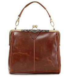 New Europe and America r imitation leather restore handbag wholesale one shoulder bag new design lady bag