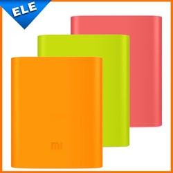 Xiaomi Power Bank 10400 MAH Case,silicon Case cover for XiaoMi power bank 10400mAh Case for Li-ion charging bateria battery pack