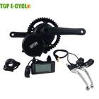 Mid drive bafang BBS-01 kit de motor bicicleta elétrica