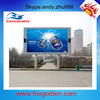 P6 video one outdoor advertising led display ,p6 best male video led street media screen