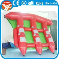 Inflatable Fly Fish Toy,Inflatable Flying Fish Tube Towable,Inflatable Water Fly Fish For Sale