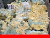 pu foam scrap supplier for rebond sofa/carpet underlay