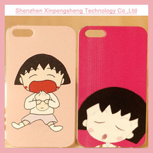 Newest popular cartoon and animation printed tpu phone case for iPhone5/5s
