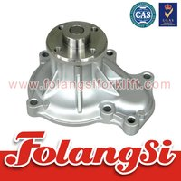 forklift part water Pump COVER