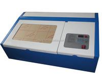 laser engraving/cutting machine CE FDA certificated FL-K40A 300*200mm working area