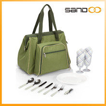 China Supplier New Insulated Cooler Picnic Tote,Food Picnic Bag,Wine Picnic Bag