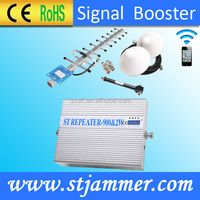 Output power 33dBm GSM900mhz Mobile Phone Signal Repeater, cellphone signal enhance booster Max coverage 3000square meters