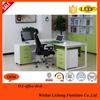 Wooden Top Steel Office Desks/Office Furniture/Commercial Furniture
