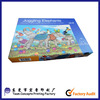custom animal style jigsaw puzzle printing for children