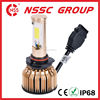 High quality cheap price 50watt 5000LM High and Low Beam High Power Led Headlight Bulb H4 H13 9004 9007