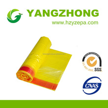 Wholesale products china plastic drawstring bag for garbage
