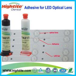 Optical clear liquid glue for LED adhesive