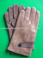 men's cheap leather gloves fashion leather gloves working gloves