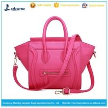 Korean name brand tote handbag bag fashion custom tote bags no minimum