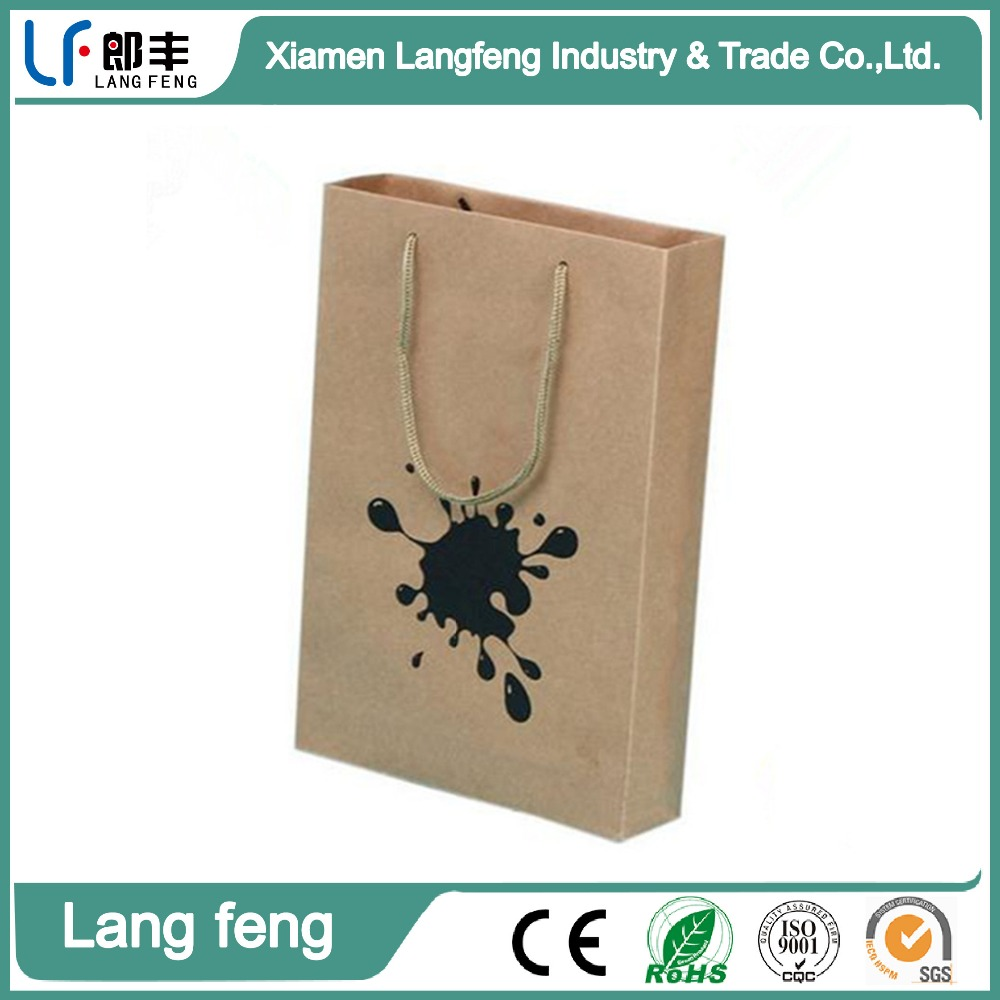 Buy custom research paper bags with logo
