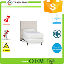 China Supplier Factory Direct Sale Single Bed Frame