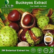 Horse Chestnut Dry Extract Aescin ,Aescigenin ,Escin 20% - 3WBE