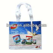Hot sale recycle exquisite non woven bag for shoe packaging