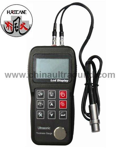 Alta- tecnologia de ultra-som digital medidor de espessura de revestimento de medição da espessura