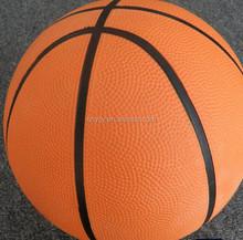Rubber basketball factory