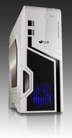 2015 hot selling window side Mid Tower gaming ATX PC case with card reader