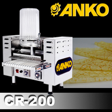 Anko scale mixing food processing electric automatic crepe machine