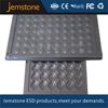 Custom ESD black tray PS Electronic Plastic packaging