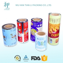 popsicle wrapper roll/popsicle film roll/ice lolly plastic film