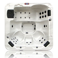 A610 Spa Water pump hot tub enclosure