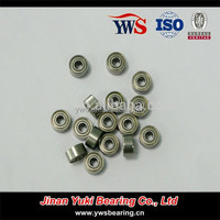 C5 clearance with P0 precision sealed 5x16x5 steel ball bearing 625