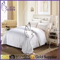 factory high quality silk quilt comforter set cotton quilt