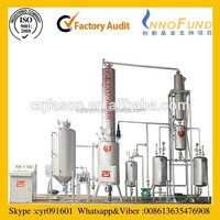 More Than 85% Oil Yield Diesel from Used Motor Oil Machines for Sale (2-50TPD)