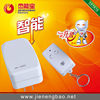 White Indoor use home automation wireless sockets