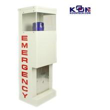 Emergency telephone, Public Telephone, Service Telephone KNEM-25 Parking Lot Telephone