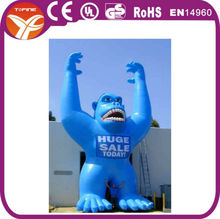giant inflatable monster
