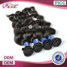 No Chemical Process 100% Virgin Peruvian Hair