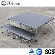 Modern new products hot selling portable stage led fly case