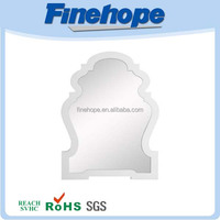 China mirror frame manufacturer picture frame with bevelled mirror edge