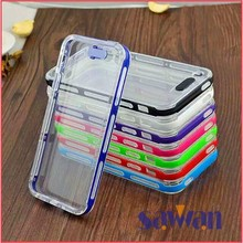 fancy flash light case light up phone case for iphone 6