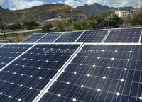 5KW 10KW 15KW solar electric power systems without battery pack/20KW 30KW Home solar electricity generation system